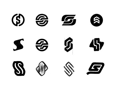 More S sketches process sketches monogram typography custom logo design symbol designer branding identity identity designer brandmark mark logo designer logo design logo