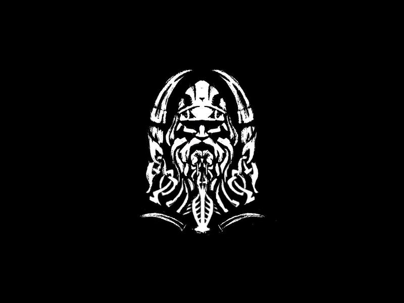 Viking rough sketch process sketch human viking illustration design custom logo design branding identity identity designer mark brandmark logo designer logo design logo