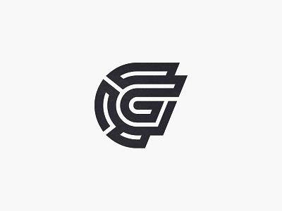 G brandidentity monoline monogram typography custom logo design symbol designer branding identity identity designer mark brandmark logo designer logo design logo