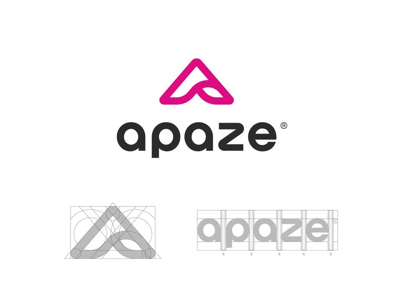 Apaze typography custom typography custom lettering monogram custom logo design symbol designer branding identity identity designer mark brandmark logo designer logo design logo