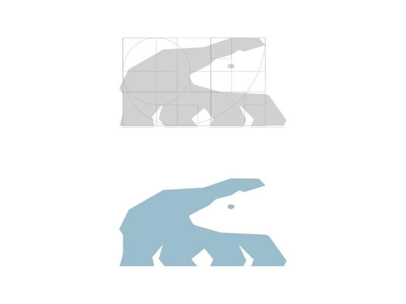 Polar Bear illustration animal illustration polar bear bear animal custom logo design symbol designer branding identity identity designer mark brandmark logo designer logo design logo