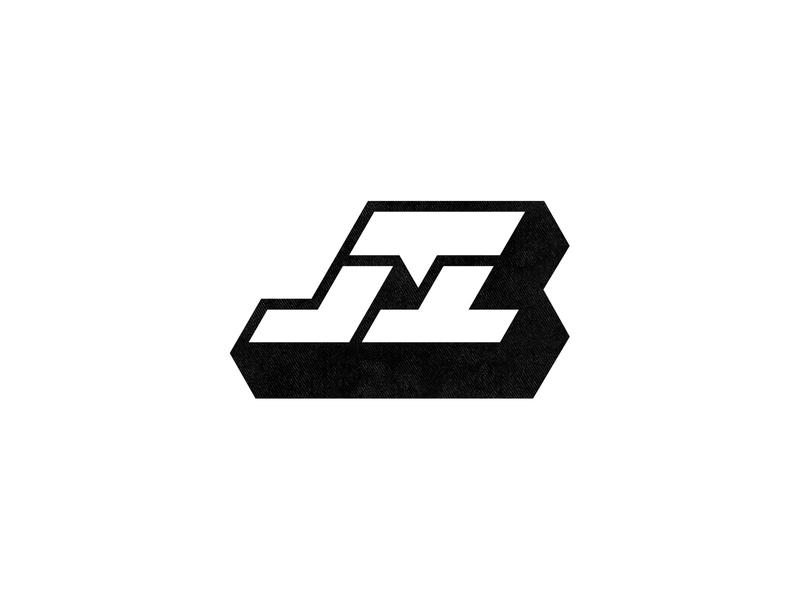 JTT 3d logo monogram logo monogram typography custom logo design symbol designer branding identity identity designer mark brandmark logo designer logo design logo