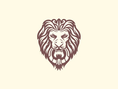 Lion Doorknocker illustration lion animal custom logo design symbol designer branding identity identity designer mark brandmark logo designer logo design logo