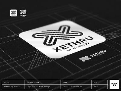 Radar Love brand mark identity designer ux designer brand identity design ui designer logo designer custom logo design xethru radar chips sensor technology icon logo design microchips