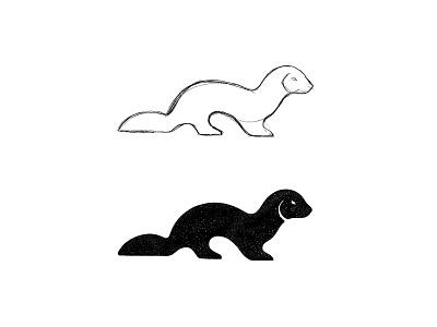 Sea otter sketch animal logo process sketch sea otter otter animal custom logo design symbol designer branding identity identity designer mark brandmark logo designer logo design logo
