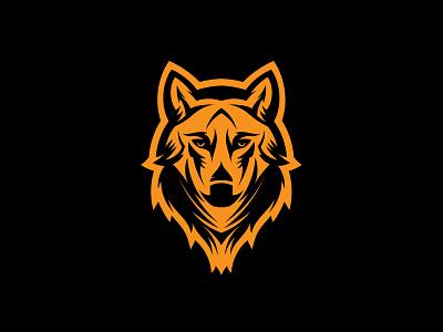 Wolf animal illustration wolf animal logo animal custom logo design symbol designer branding identity identity designer mark brandmark logo designer logo design logo