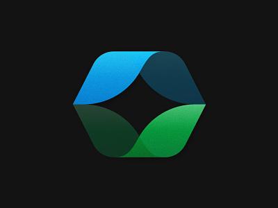 36 days of type letter O. colours texture layers monogram typography custom logo design symbol designer branding identity identity designer mark brandmark logo designer logo design logo