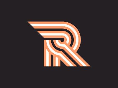 R gert van duinen cresk monogram letter lettering typography custom logo design symbol designer branding identity identity designer mark brandmark logo designer logo design logo