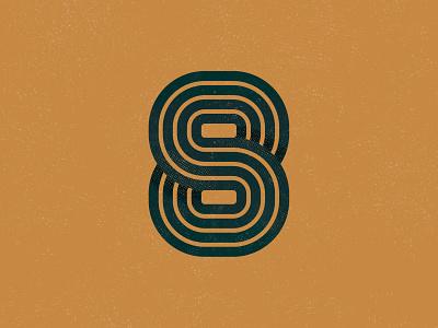 No. 8 cresk gert van duinen 36daysoftype08 36daysoftype 8 number lettering typography custom logo design symbol designer branding identity identity designer mark brandmark logo designer logo design logo