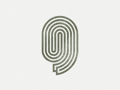 No. 9 monoline 36daysoftype09 36daysoftype number lettering typography custom logo design symbol designer branding identity identity designer mark brandmark logo designer logo design logo