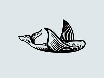 Flying Whale brandidentity gert van duinen cresk flying whale whale animal animal logo custom logo design symbol designer branding identity identity designer mark brandmark logo designer logo design logo