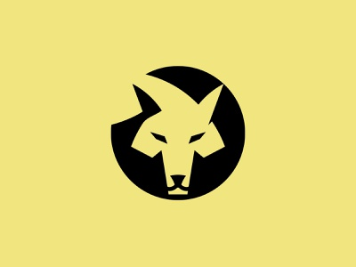 Wolfie brand identity emblem circle circular logo animal logo animal wolf wolf logo custom logo design illustration design identity identity designer mark brandmark logo designer logo design logo