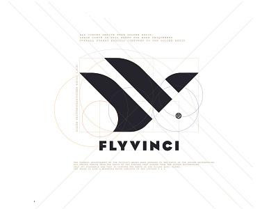 Flyvinci construction graphic symbol monogram custom logo design logo mark brand design branding design identity mark identity designer brandmark logo designer logo design logo