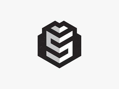 S symmetric type branding custom logo design geomark typography letter monogram design identity identity designer mark brandmark logo designer logo design logo