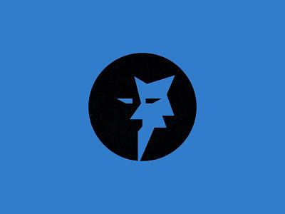 Wolf circular logo circle lockup emblem custom logo design geometric logo animal logo animal wolf logo wolf branding identity identity designer mark brandmark logo designer logo design logo