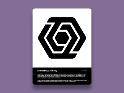 Geomark hexagon logo symbol abstract logo icon symbol custom logo design geometric geomark branding identity identity designer mark brandmark logo designer logo design logo