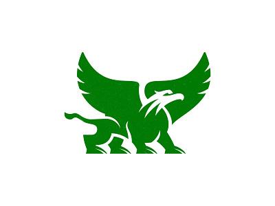 Griffin symbol logo mark brand identity animal animal logo custom logo design griffin illustration design identity identity designer mark brandmark logo designer logo design logo