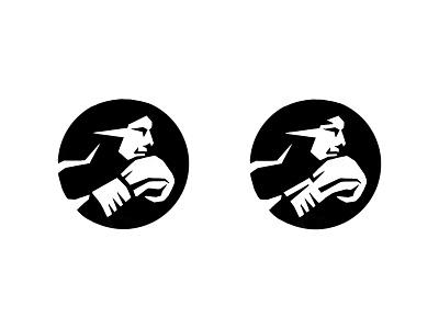 Boxer - WIP sport logo graphic design face sketches process design work in progress custom logo design symbol illustrative logo illustration brand identity branding identity identity designer mark brandmark logo designer logo design logo