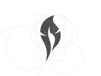 Feather feather logo feather brand identity custom logo design branding illustration design identity identity designer mark brandmark logo designer logo design logo