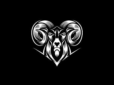 Ram graphic design ram logo aries ram animal logo custom logo design brand identity illustration design identity identity designer mark brandmark logo designer logo design logo