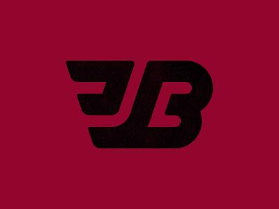 Flying B (4) sportslogo b letter lettering type typography custom logo design monogram brand identity design identity identity designer mark brandmark logo designer logo design logo