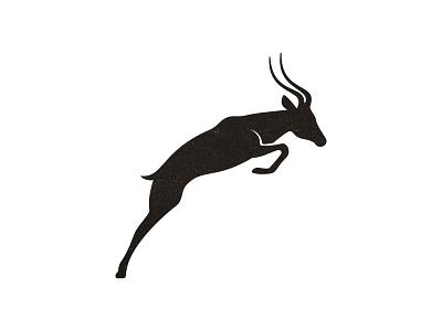 Springbok animal springbok animal logo branding custom logo design design illustration identity identity designer mark brandmark logo designer logo design logo