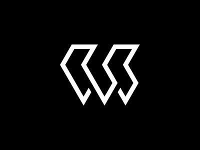 W monoline brand identity branding type typography letter lettering w monogram custom logo design design identity identity designer mark brandmark logo designer logo design logo