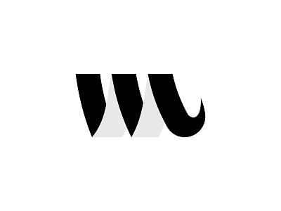 W mark design icon w monogram letter lettering typography type symbol branding brand identity identity identity designer mark brandmark logo designer logo design logo