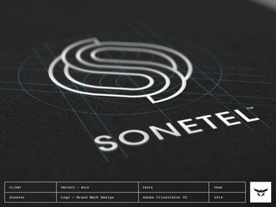 Sonetel - Logo Construction
