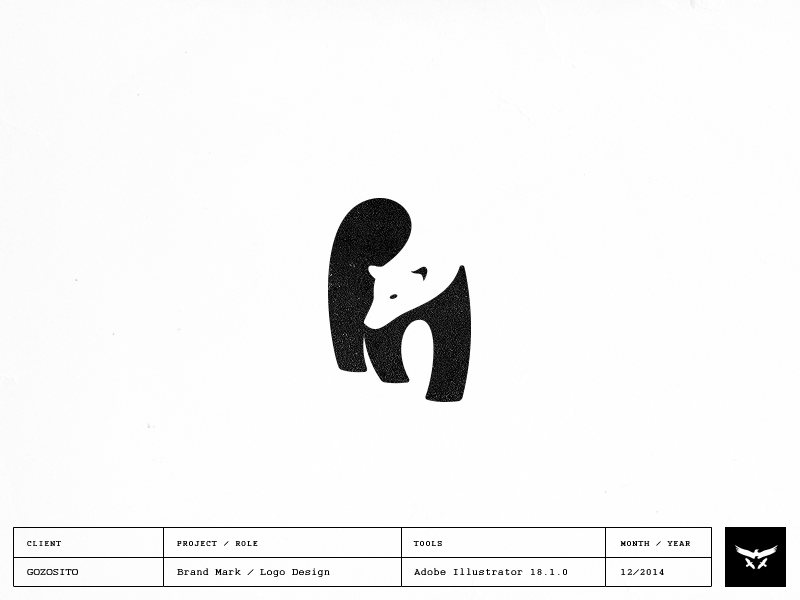 Polar Bear Logo by Gert van Duinen - Dribbble
