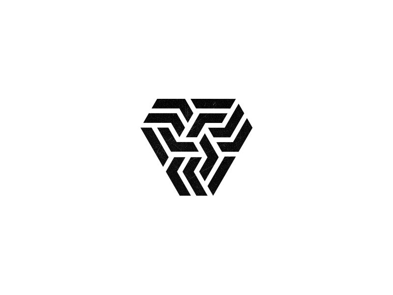 Cross Section Symbol By Gert Van Duinen Dribbble