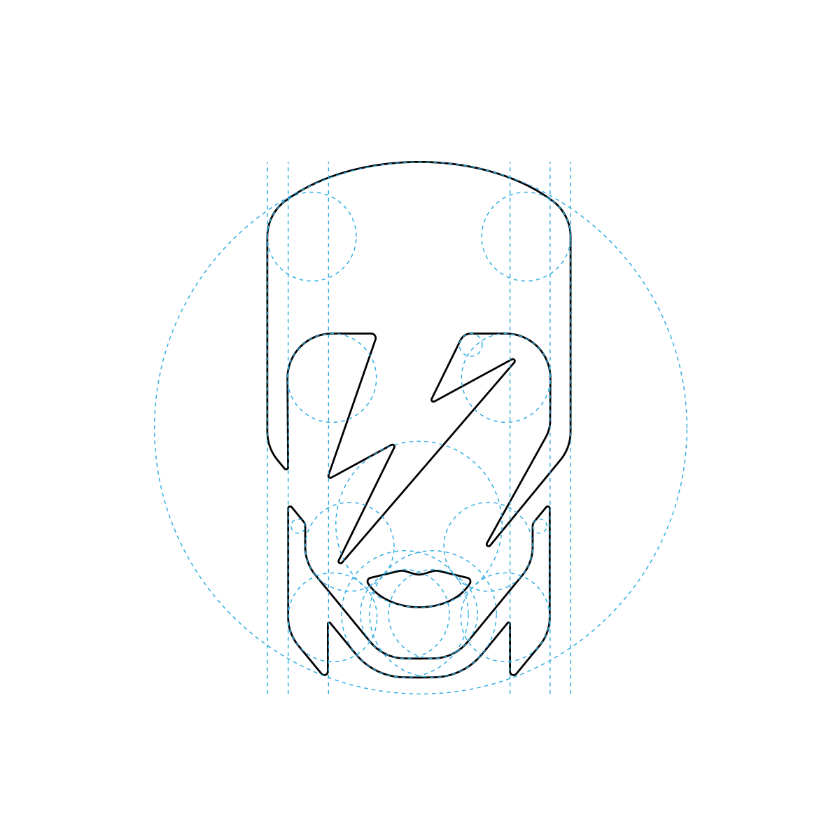 David bowie icon 1