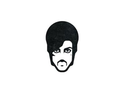Prince - Tribute Icon Design ripprince purple design icon tribute prince
