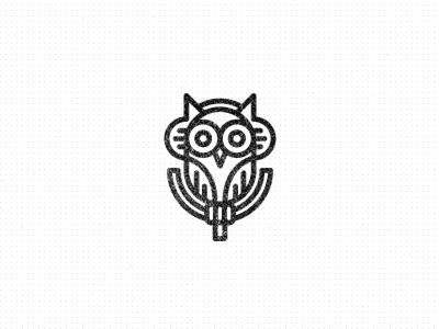 owlPod Logo owlpod microphone vintage microphone mic music tunes headphone headphones logo logo design iconography animal logo designer identity designer icon designer symbol designer iconographer typography illustration