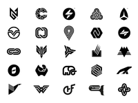 Random Logos, Symbols & Brand Marks from the Archives