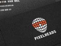 Pixelheads Logo
