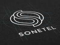 Sonetel logo design - some construction guidelines
