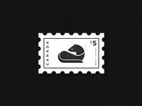 Mink Stamp