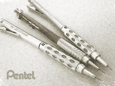 Graph Gear Mechanical Drafting Pencils By Gert Van Duinen Dribbble - Drafting pencil