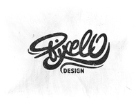 Pixelo Design Logotype