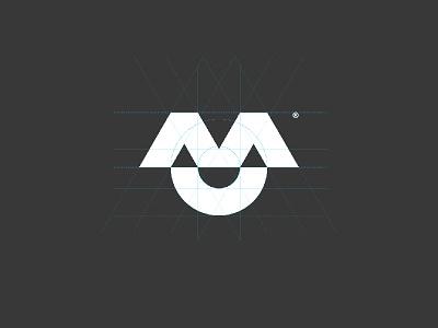 MC monogram iconography identity brandmark logo designer logo design typography mark logo