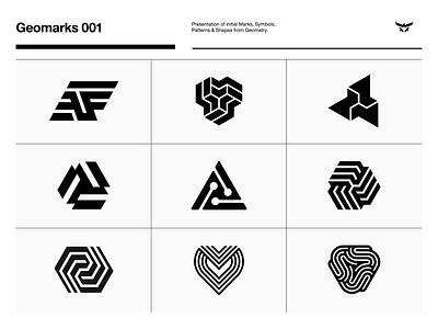 Geomarks 001 ui iconographer symbol designer logotype mark logo identity designer brandmark iconography logo designer logo design