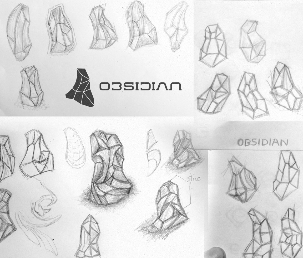 Obsidian sketches2