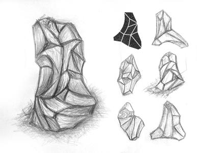 Obsidian shapes