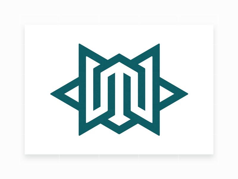 Monogram monogram logo monogram wm identity designer identity brandmark logo designer logo design mark logo