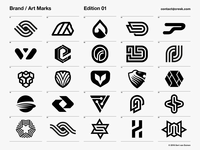 Brand / Art Marks - Edition  01