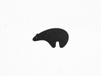 Polarsteps Logo Design bear logo mark wear circular geometry design polarsteps