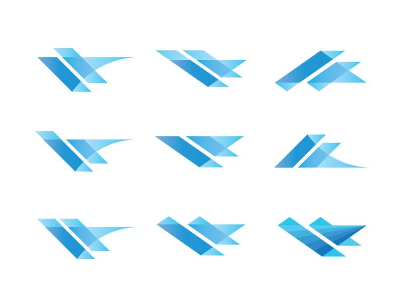 Blue Marks. brand mark design icon symbol branding icon designer symbol designer iconography identity designer identity brandmark logo designer logo design mark logo