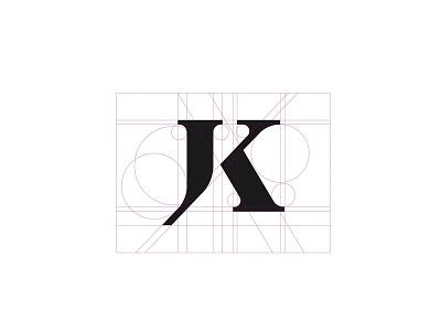 Jessa Kae monogram symbol designer design branding monogram logotype typography identity designer identity brandmark logo designer logo design mark logo