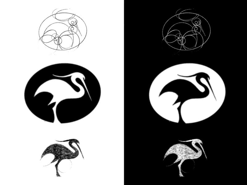 White Stork sketch (2) branding agency stork brand mark illustration symbol monogram branding animal icon designer symbol designer iconography identity designer identity brandmark logo designer logo design mark logo